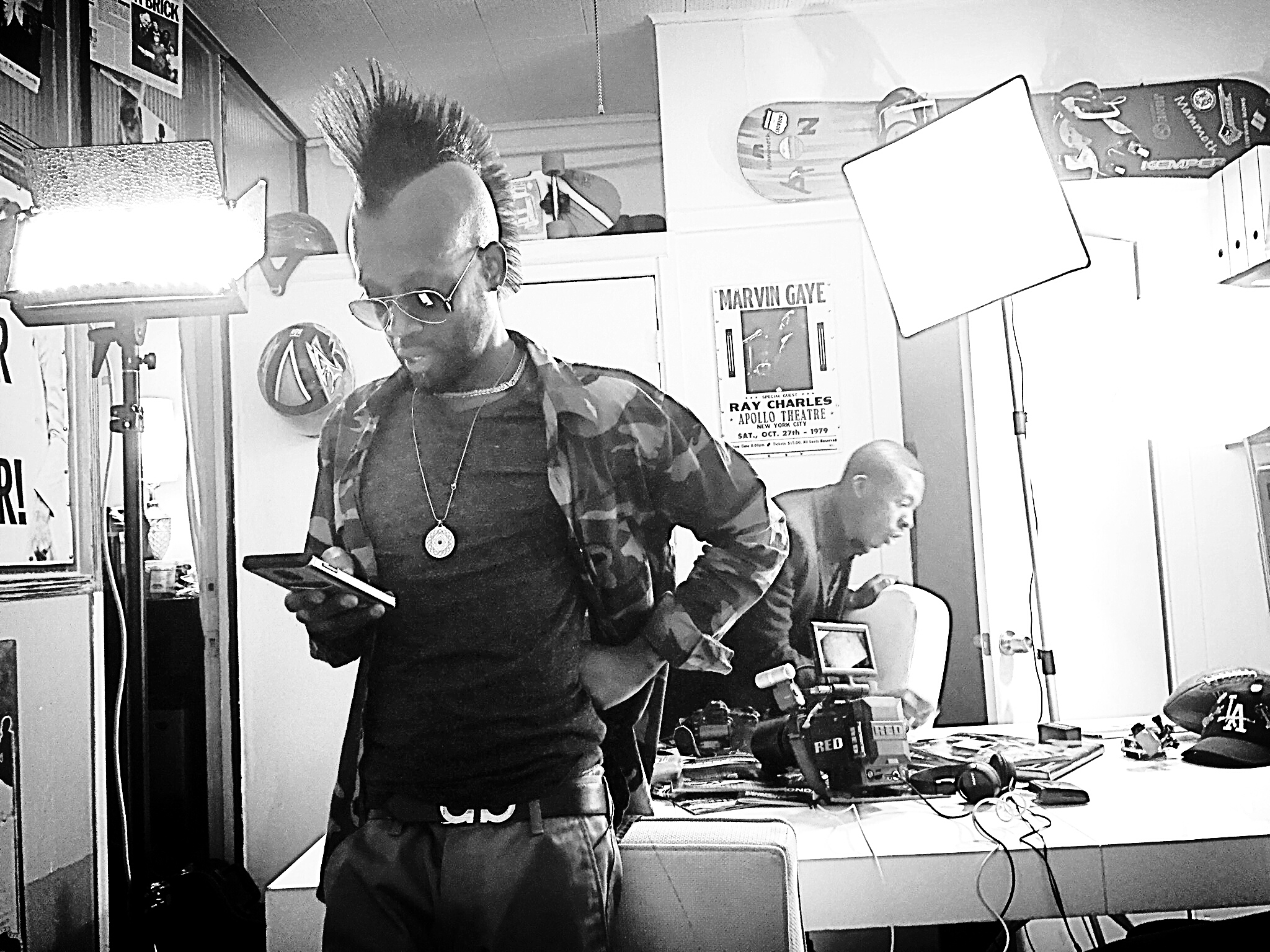 Filming-Reality-TV-The_Studio-Donte-Boss